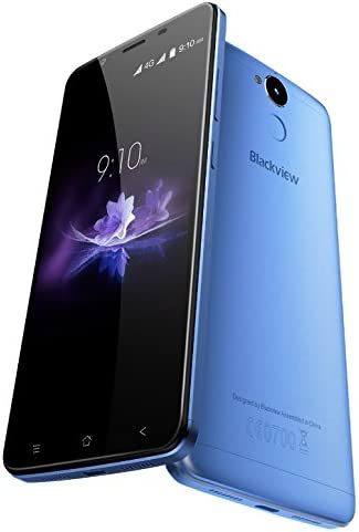 Blackview P2 SIM-Free Smartphone 4 G (6000 mAh, 5.5 pulgadas FHD ...