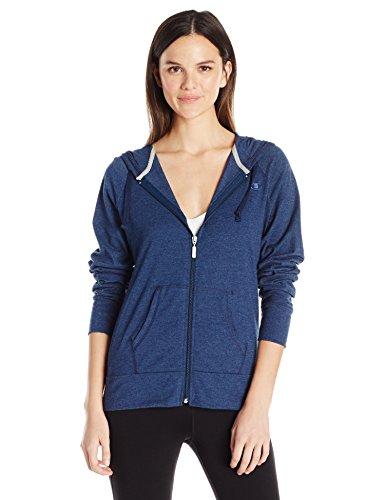 Champion Blue Zip Front Jacket - 1
