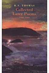 Collected Later Poems: 1988-2000 Paperback
