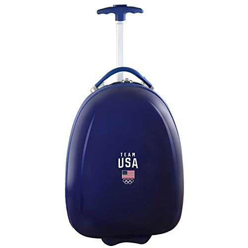 Denco Team USA Olympics Kids Lil' Adventurer Luggage Pod, Navy by Denco