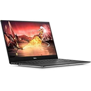 Dell XPS 13 9360 13.3 Quad HD+ InfinityEdge Touch Notebook Computer, Intel Core i7-7560U, 16GB RAM, 512GB SSD, Windows 10 Home
