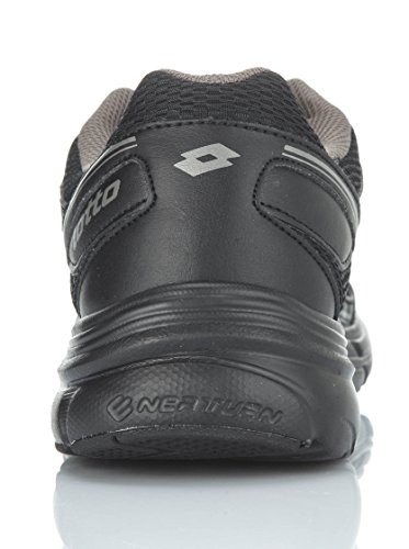 Lotto Zapatillas Running Antares V Negro/Bronce EU 40 (US 7.5)
