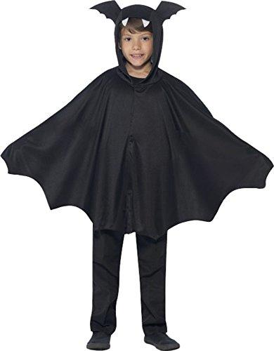[Bat Cape Medium-large Age 8-12] (Halloween Costumes Age 12 Uk)
