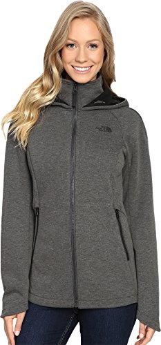 - The North Face Women's Far Northern Hoodie Asphalt Grey Heather (Prior Season) Large