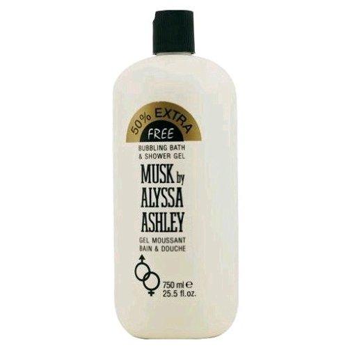 Alyssa Ashley Musk By Alyssa Ashley For Women. Shower Gel 25.5-Ounces