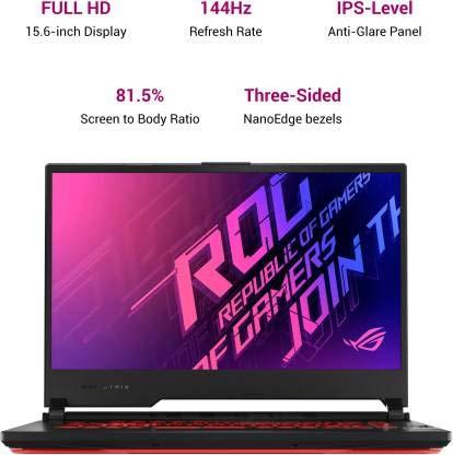 Asus ROG Strix G15 Gaming Laptop Review