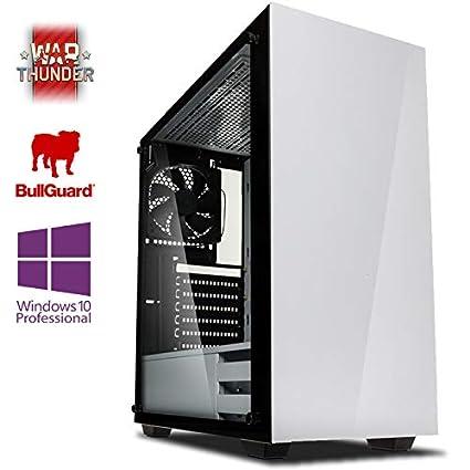 Vibox Scorpius 19 Gaming PC Ordenador de sobremesa con 2 Juegos Gratis, Windows 10 Pro OS (3,4GHz AMD Ryzen Quad-Core Procesador, Nvidia GeForce GTX ...