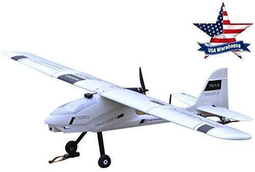 Volantex Lanyu Glider Ranger EX 757-3 77″ Long Range RC FPV Airplane V757-3 PNP (US Warehouse)