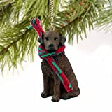 1 X Chesapeake Bay Retriever Miniature Dog Ornament by Conversation Concepts