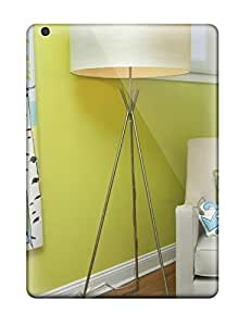 Awesome Tripod Lamp With Drum Shade Flip Case With Fashion Design For Ipad Air