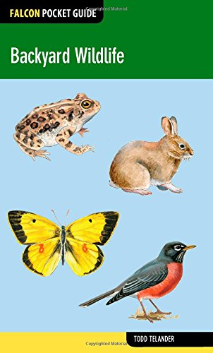Backyard Wildlife (Falcon Pocket Guides) pdf epub