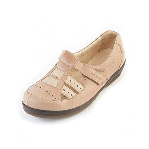 Sandpiper Otra de EU beige Piel cordones 40 Zapatos color para talla de mujer qIBrwq5Z