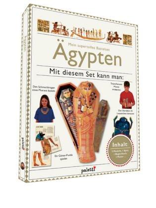 Mein supertolles Bastelset, Ägypten