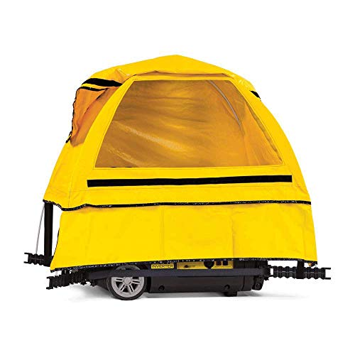 Champion 100603 Portable Generator Cover, Yellow by Champion (Image #2)