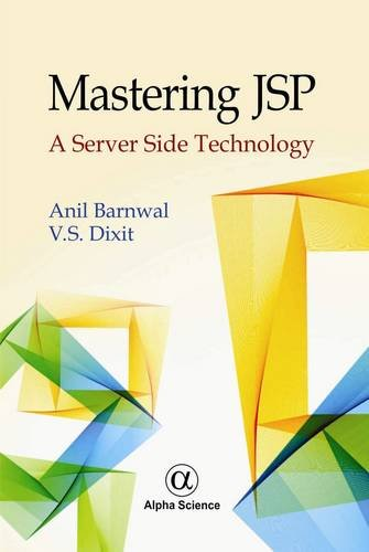 Mastering JSP: A Server Side Technology (Java Server Side Programming compare prices)