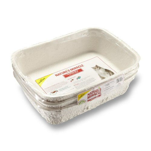 natures-miracle-disposable-litter-box-with-baking-soda-regular-3-pack-new