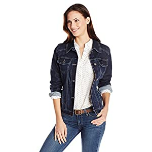 Wrangler Authentics Women's Stretch Denim Jacket 20