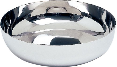 (Alessi Round Basket, Polished Finish)
