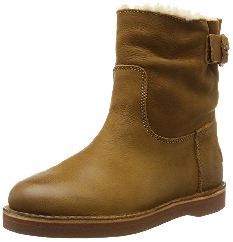 caramel Amsterdam Boots Brown Women's Shabbies qTSBpIwp