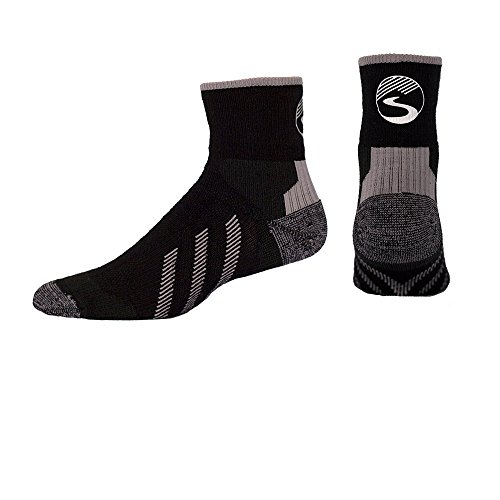 Step into a new level of comfort and reflectivity with the latest in high performance cycling socks! You'll love this wool blend cycling sock for its comfortable fit, durable design and eye catching reflectivity. The Showers Pass Torch Socks ...