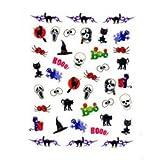 Joby nail stickers Halloween - HA-02