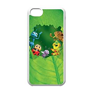 Bugs Life iPhone 5c Cell Phone Case White gpr ejya