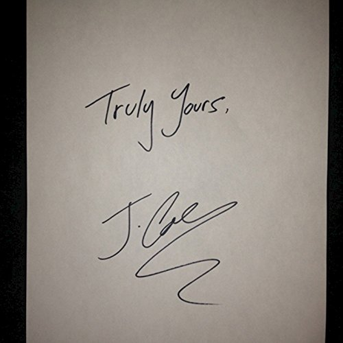 Truly Yours, J. Cole [Explicit]
