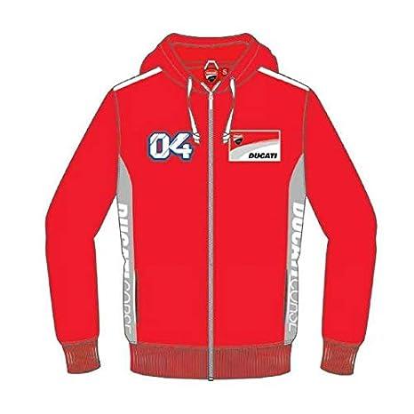 Ducati Corse Dovizioso D04 T-Shirt rot Moto GP Shirt NEU