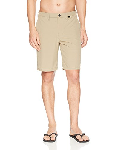 Boardshorts Khaki - Hurley Men's Phantom Hybrid Stretch 20