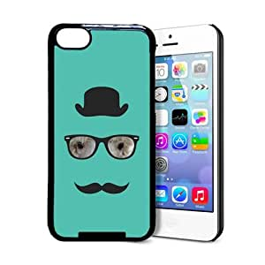 Hipster Series Lalma iPhone 5c Case - Fits iPhone 5c