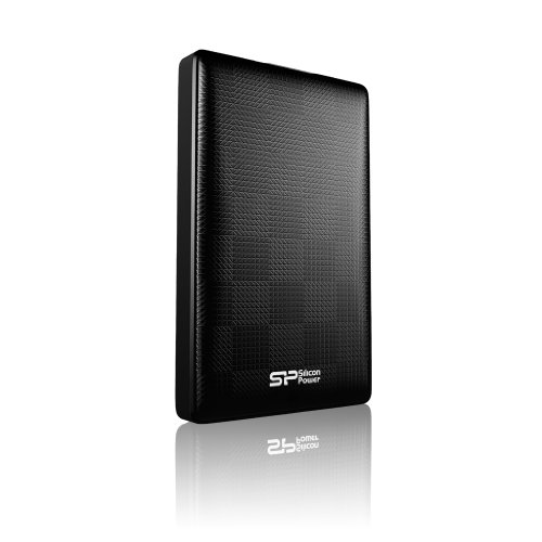 Amazon Lightning Deal 83% claimed: Silicon Power Stream D03 Pocket Size 500GB USB 3.0 External Hard Drive Black (SP500GBPHDD03S3K)