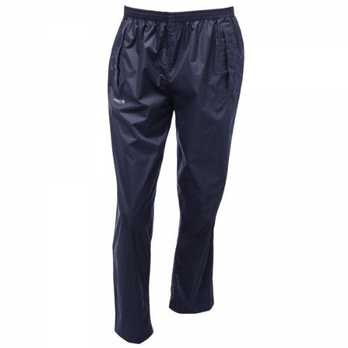 Regatta Pack-It Regenhose für Damen, Blau (marine), Gr.  Medium  (38-40 EU)