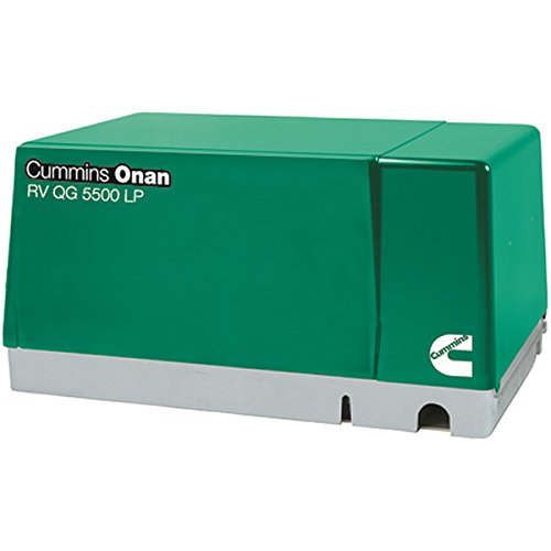Cummins Onan 5.5HGJAB-1270 Rv Qg 5500 Lp