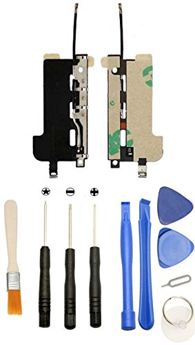 Games&Tech WiFi Cellular Cell Signal Antenna Flex Cable Ribbon + Tools for iPhone 4 4G Gen 8/16/32GB