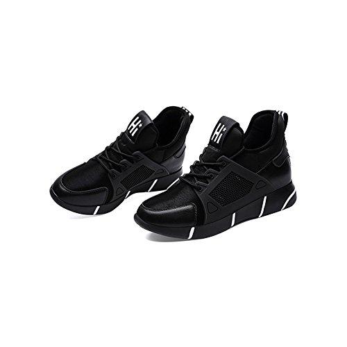 Corrientes Aumentar Primavera de Verano 41 Deporte Blanco otoño Zapatos Color Las tamaño Zapatillas de de Zapatos Ocasionales Zapatos Mujeres Blanco v0xpFpOq