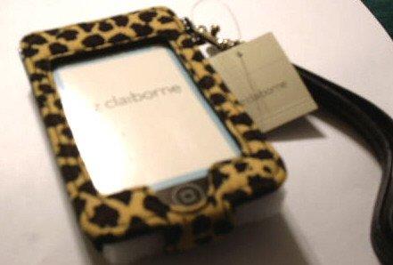 Liz Clairbore case fr iPod touch