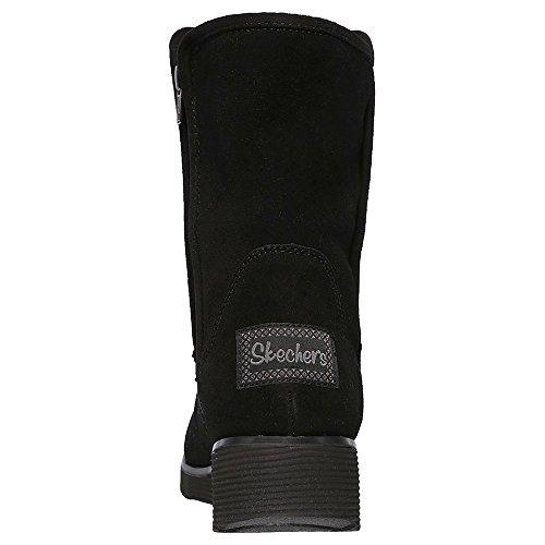 Botas Black Bunny Slope 49813BLK Skechers Noir dE8IqEpw