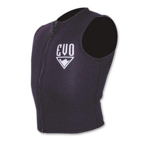 EVO 2mm Front Zip Vest XS