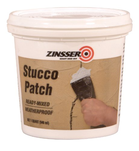 Rust-Oleum 60584 1-Quart Ready-Mix Stucco (Liquid Stucco)
