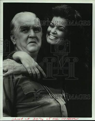 Vintage Photos 1987 Press Photo Actors of The Best Little Whorehouse in Texas Houston Play