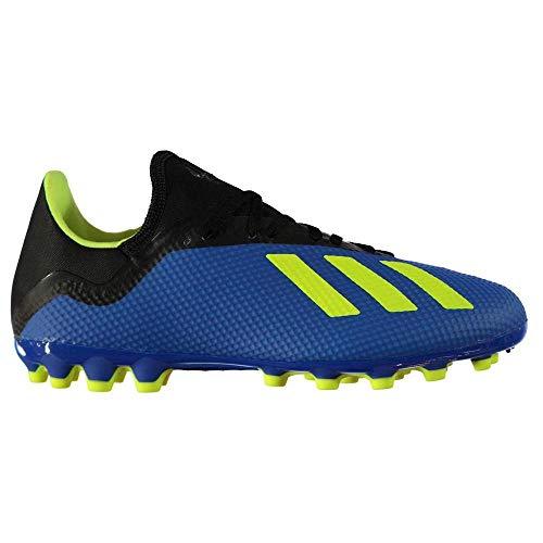 Azul 3 Amasol Adidas X Unisex Ag Negbás 000 J fooblu Adulto De Botas Fútbol 18 wqfqAv