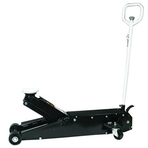 (Omega 25107 Magic Lift Black Hydraulic Service Jack - 10 Ton Capacity)