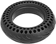Pneu, roda de pneu à prova de perfuração de alta densidade material de borracha elástica para bicicleta de equ