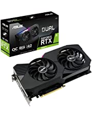$1199 » ASUS Dual NVIDIA GeForce RTX 3060 Ti V2 OC Edition Gaming Graphics Card (PCIe 4.0, 8GB GDDR6 Memory, LHR, HDMI 2.1, DisplayPort 1.4a, Axial-tech Fan Design, Dual BIOS, Protective Backplate)