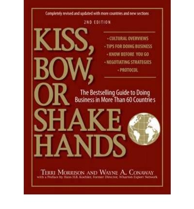 Kiss,Bow,Or Shake Hands