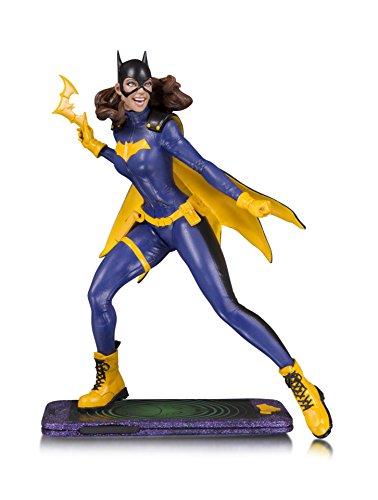 41N0dCH62GL DC Collectibles DC Core: Batgirl PVC Statue