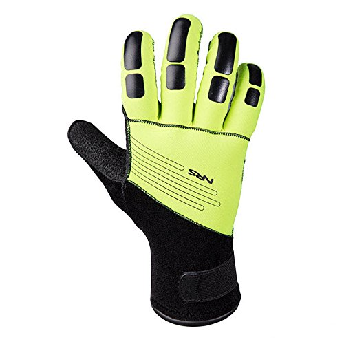 NRS Reactor Rescue Glove High Vis Green XL by NRS (Image #1)