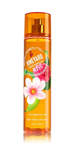 Where to find vineyard kiss bath and body works?