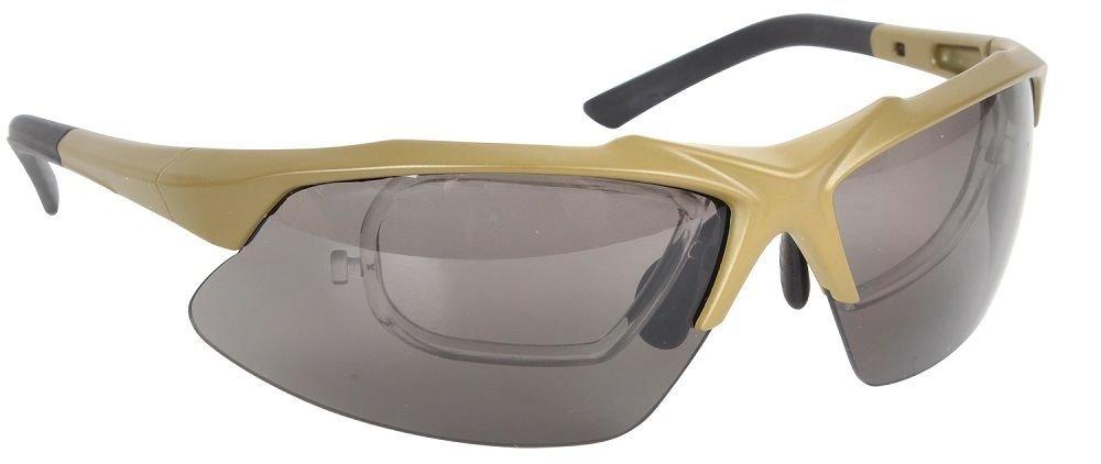 コヨーテブラウンUSMC Spec Ops Military Ballistic Glasses Tactical Eyewearキット B0716F74V9