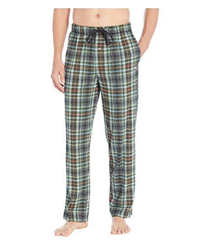Tommy Bahama Men's Printed Knit Pants Multi Plaid ()